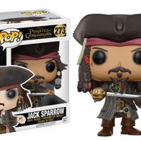 Jual Funko POP! Pirates of the Caribbean - Jack Sparrow #273 Vinyl Figure I Murah