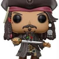 Jual Funko POP Disney Pirates Of The Caribbean Jack Sparrow Action Figure Murah