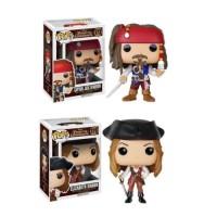 Jual Funko Pop Pirates of the Caribbean Captain Jack Sparrow Elizabeth Viny Murah