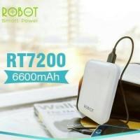 POWER BANK ROBOT RT7200 6600 mAh / POWERBANK RT 7200 6600mAh / VIVAN