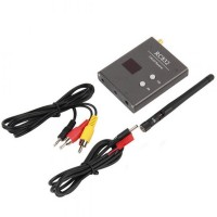 FPV 40Ch 600mw RC832 5.8G 3.5km Video Receiver VRx 600 mw 5.8 G 40 ch
