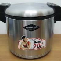 Penghangat Nasi 20 Liter - Rice Warmer Magic Jar Yongma MJ 20000