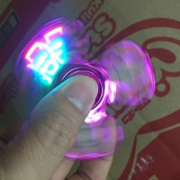 Fidget Spinner Led On Off Gambar bergerak