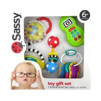 Sassy Toy Gift Set