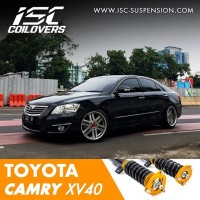 ISC COILOVERS TOYOTA CAMRY XV40 XV50 - STREET