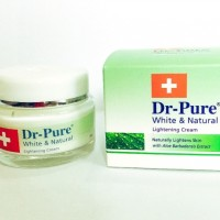 DR PURE WHITE & NATURAL