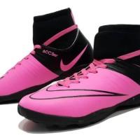 sepatu futsal nike futsal acc pink made in vietnam 3 warna size.39-44