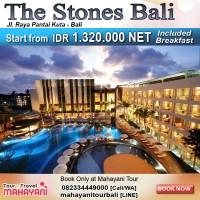 Voucher Hotel The Stones Legian (Breakfast)
