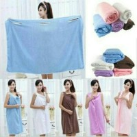 Wearable Handuk Piyama / Baju Handuk Multifungsi Limited
