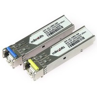 Mikrobits SFP Bidirectional Pair Transceiver SFP-1G-BD-SM