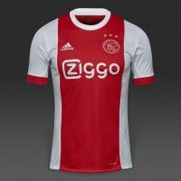 Jersey Baju Bola AJax Amsterdam Home 17/18 Grade Ori Adidas Murah