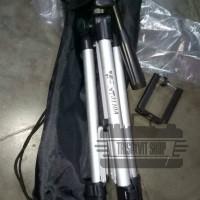 Jual Tripod Weifeng WT3110A buat Camdig, Handycam, DSLR dan Hp + Holder U Murah