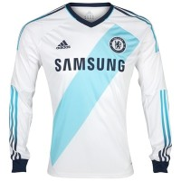 Jersey Chelsea Away Long Sleeves 2012 2013