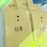 Jual Softcase Anti Crack Transparan Only For Meizu M5 Murah