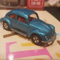 Tomica Volkswagen VW Beetle Made In Japan 1977 VHTF RARE