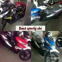 Kredit Motor New Beat Sporty Termurah