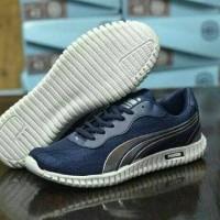 harga Promo Sepatu Puma Running Low Navy Import Tokopedia.com