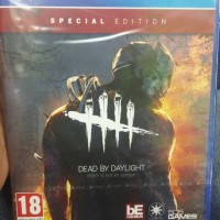 BD ps4 dead by daylight. new sealed