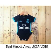 Jual Jersey Bola Bayi Real Madrid Away 17/18 | Jumper Bola Bayi Madrid Away Murah
