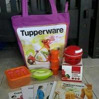 Tupperware Paket Turbo Chopper