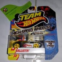 SCK Team Hot Wheels Ballistik 2