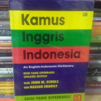 kamus ingris indonesia