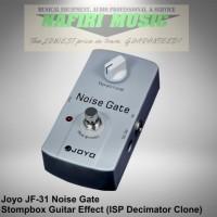 Efek Gitar Joyo JF-31 / Joyo Noise Gate (ISP Decimator Clone)