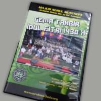 DVD Takbir Akbar 1438 H