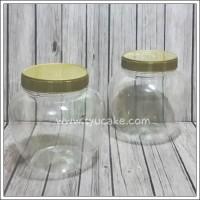 450ML-Gentong Apel Ttp Cklt Jar Plastik