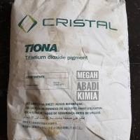 Titanium Dioxide / TiO2 / Tiona / 100 gram