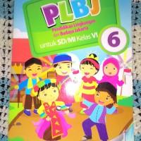 PLBJ Kelas 6 SD Penerbit ERLANGGA