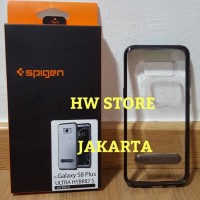 Original Spigen Ultra Hybrid S Samsung Galaxy S8+ / S8 Plus Jet Black