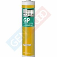 Lem Kaca Silicone Sealant Acetic Cure GP Wacker Lem Kaca Silikon Asam