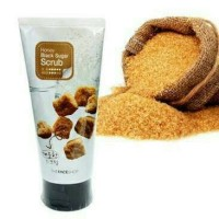 The Face Shop - Smart Peeling Honey Black Sugar Scrub 120ml