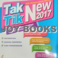 BUKU TAK TIK SD NEW 2017 / BUKU SOAL SIAP UJIAN SD