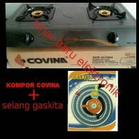 paket kompor gas covina + selang gas GASKITA /murah kwalitas bagus