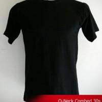 Murah  Kaos Polos Kaos Oblong Polosan Tshirt Cotton Combed 30s
