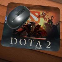 Mouse pad gaming Dota 2 cover game custom