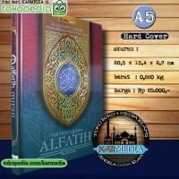 Alquran Al Fatih (A5), Al-Quran Tajwid Terjemah Per Kata Alfatih hijau