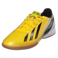 sepatu - ADIDAS F10 IN INDOOR FUTSAL SOCCER SHOES Vivid Yellow/Black