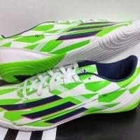 sepatu - ADIDAS F10 IN INDOOR COURT FUTSAL FOOTBALL SOCCER SHOES (Gree
