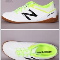 sepatu - New Balance Visaro In Football Soccer Futsal Indoor TF Casual