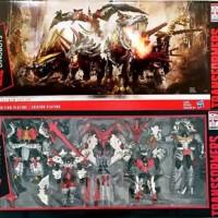 Transformers Platinum Dinobots 5 Pack G1 Head Grimlock Slug Sludge Swo