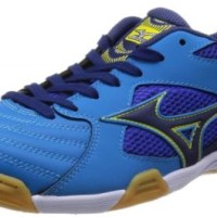 sepatu - MIZUNO Soccer Futsal Shoes MIZUNO LANCAMENTO WAVE 2 Q1GA1422