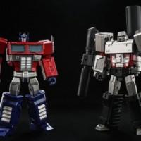 Transformers GT-5 Generation Toy 12cm Leaders Set Optimus Prime Megatr