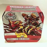 Bakugan Dragonoid Colossus 5 in 1 Transformer Action Figure NEW NIB
