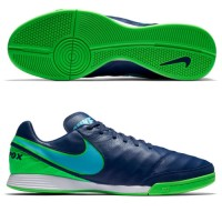 sepatu - Nike Tiempo Mystic V VI Indoor IC Leather Soccer Shoes Cleats