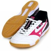 sepatu - Mizuno JAPAN  LANCAMENTO SL4 Soccer Futsal Shoes Q1GA1523 Whi