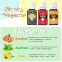Young Living Essential Oil - Weight Loss Trio