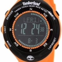 Timberland Washington Summit HRM with Altimeter Barometer Compass